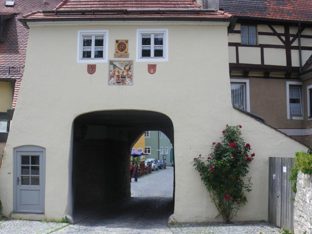 Das mittlere Tor im neuen Glanz (2008)