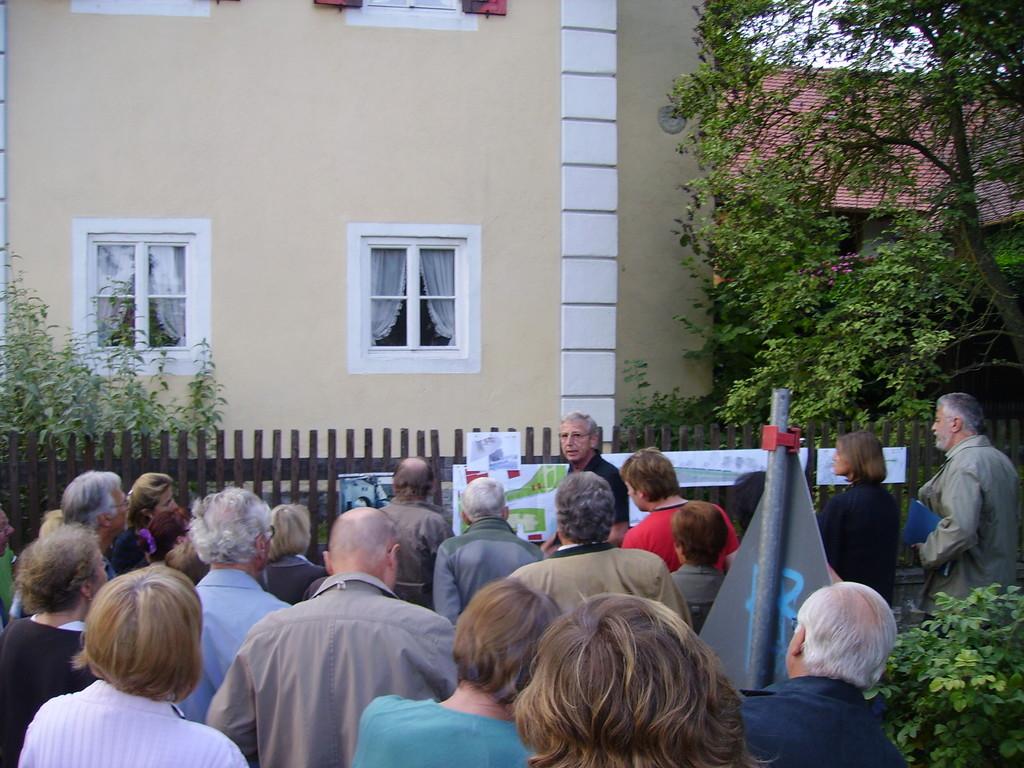 Stadtspaziergänge (2008)