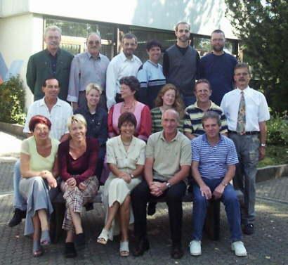 Kollegium 2000/01