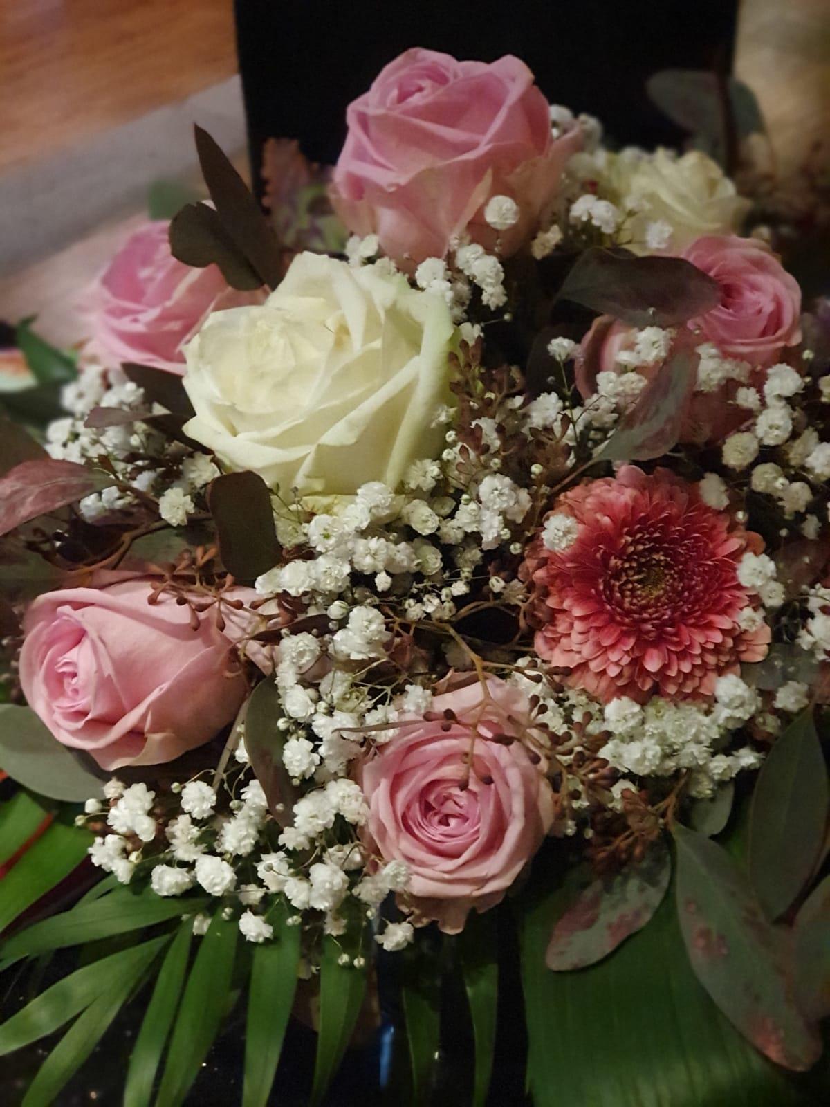 """vielen Dank für die """"Blumen"""" :-)"""