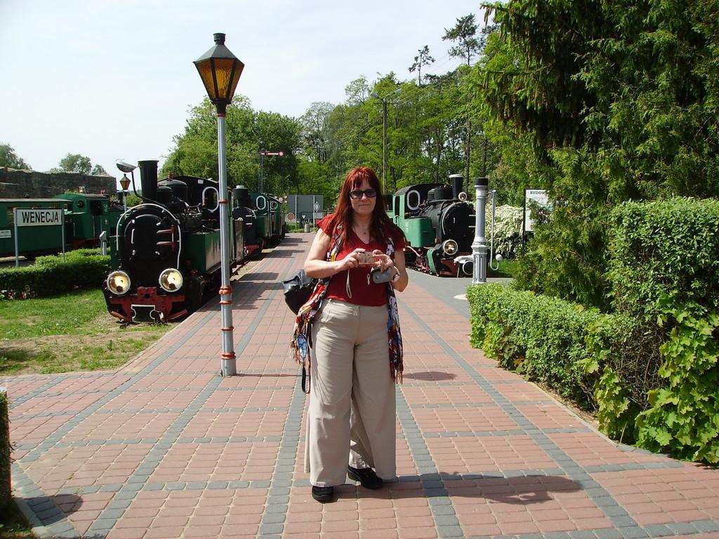 Schmalspurbahn Museum