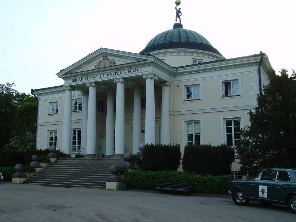 Schloss Lubostronia