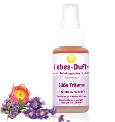 Lavendel, Eibischwurzel, Sanddorn, Rose. Mit 100% ätherischen Ölen aus Kräutern. Liebe volle Energetische Wirkung in deiner Aura. Auraspray