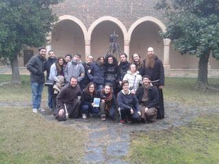 7-8 Dicembre 2013 - Ritiro d'Avvento a Novara - Gi.Fra. Milano San Francesco