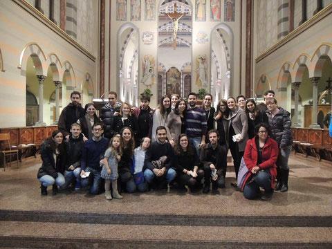19 ottobre: Promessa Milano S. Francesco