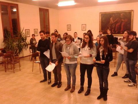 26 novembre: Eletto il consiglio di Milano S. Francesco!