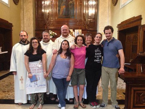 14-15 giugno 2014: Capitolo Elettivo Regionale a Rezzato