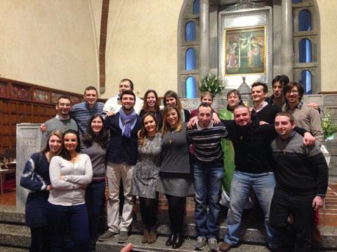 01 febbraio: Promessa Gi.Fra. Monza S. Maria delle Grazie