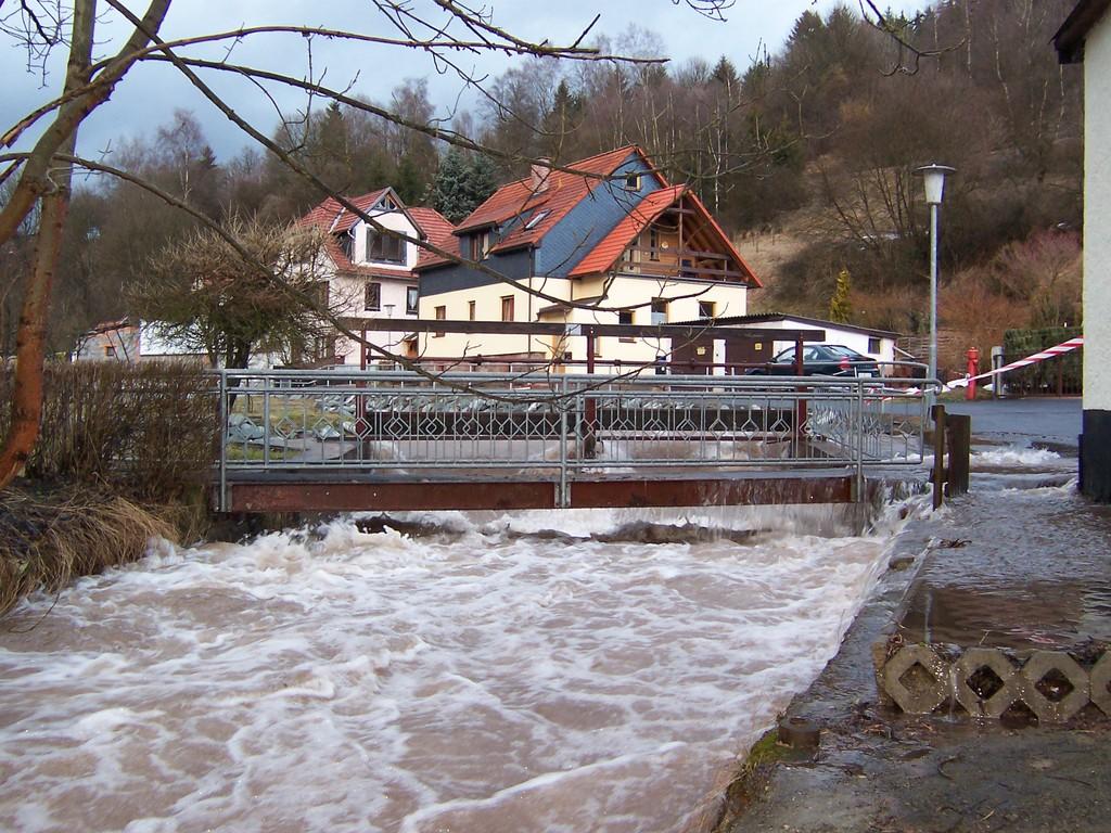 Hochwasser Apr. 2006