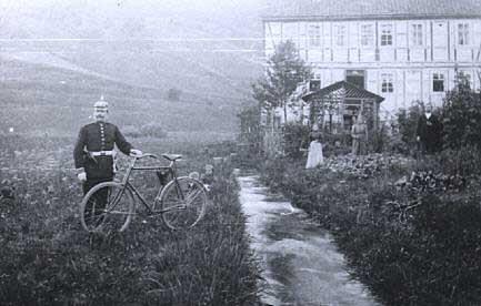 Dorf- Gendarm