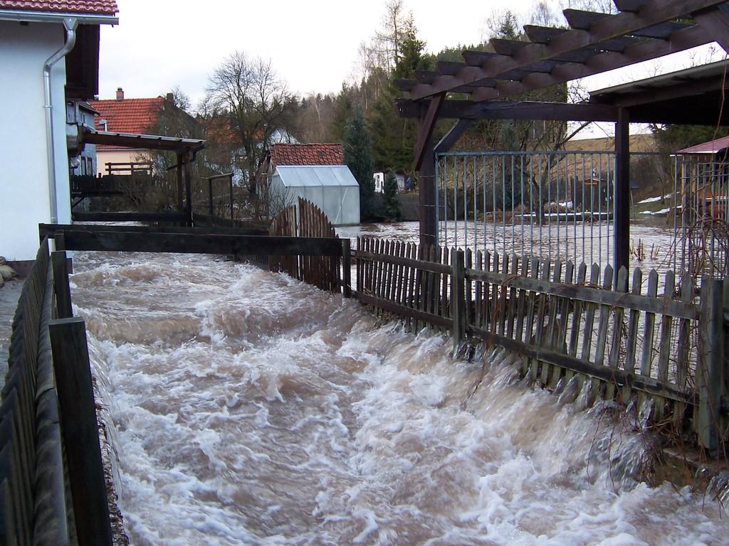 Hochwasser Apr.2006