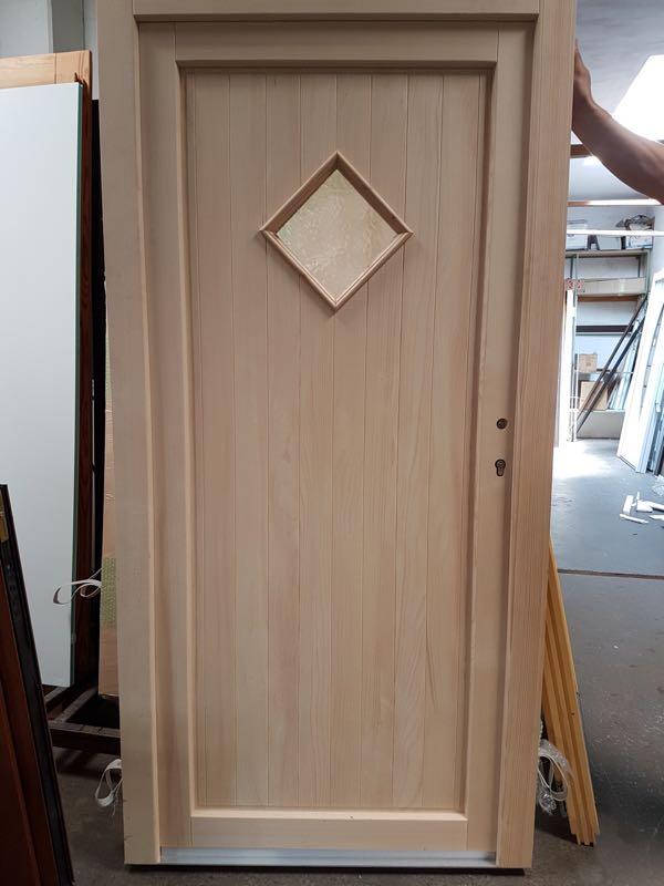Holz Haustür Pöchlarn neuer Preis 800€ statt 1500€