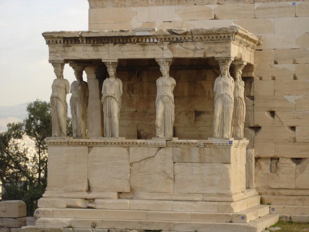 Erechthéion (Acropole d'Athènes)