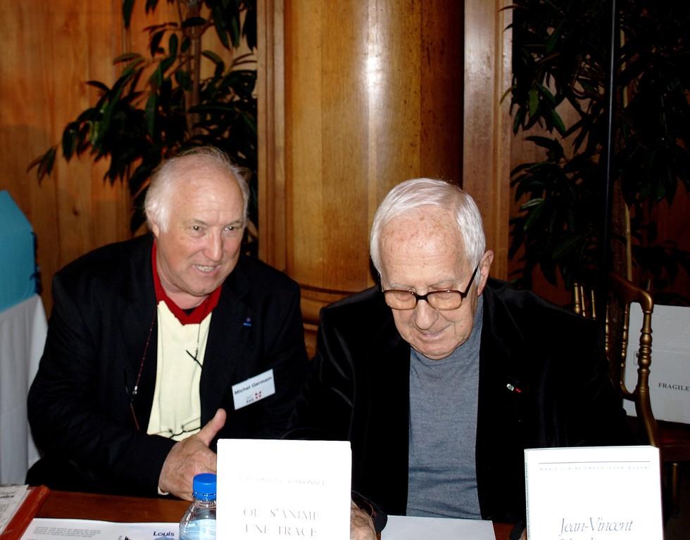 avec Jean Vincent Verdonnet (2011)