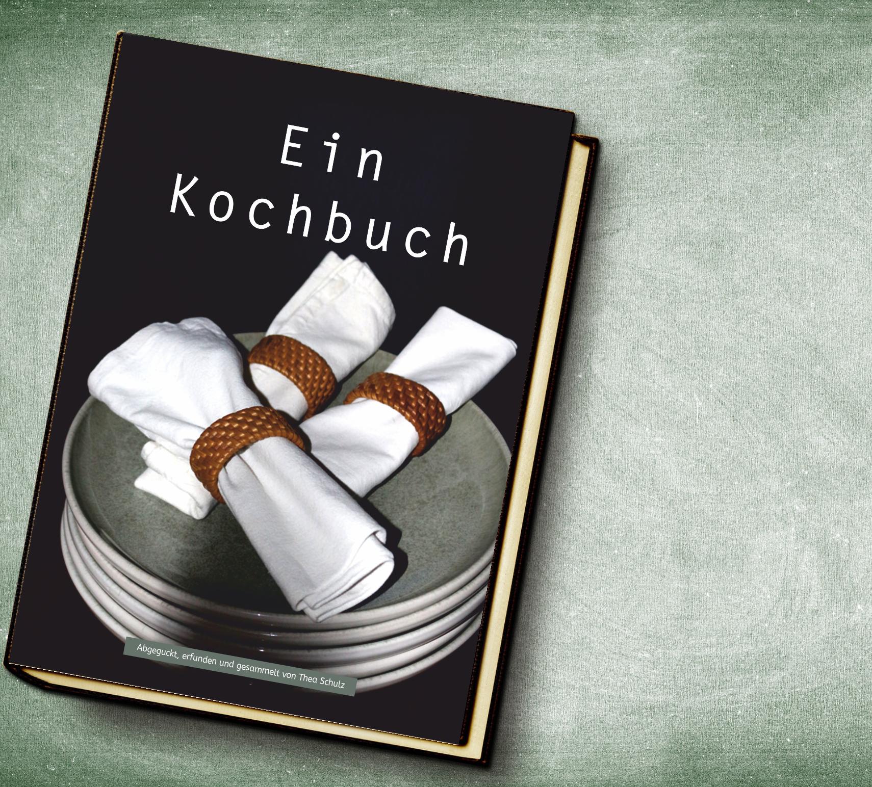 Ein Kochbuch