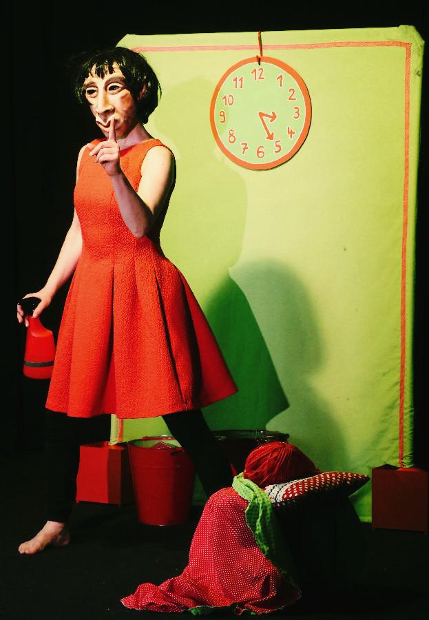 Berlinda bekommt Besuch / Mobiles Kindertheater Berlin / Theater Malinka