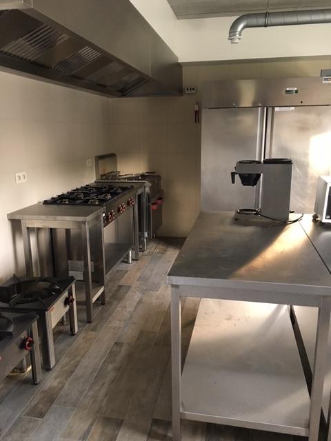 Nieuwe keuken Boonmarkt