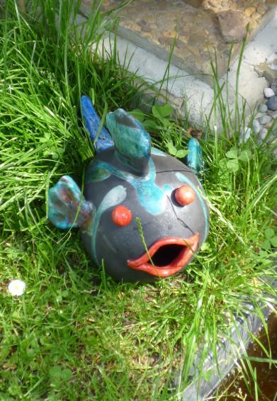Großer Fisch (knapp 40 cm)