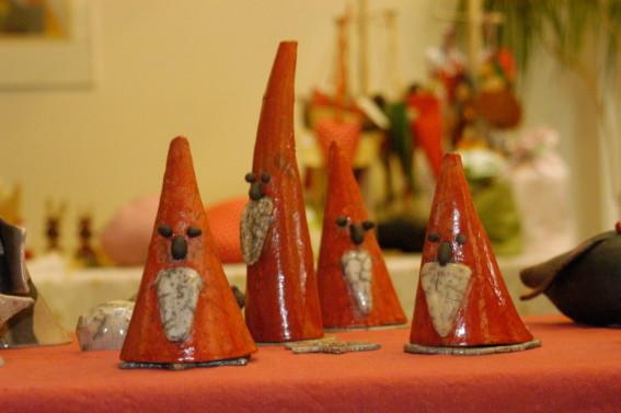 Weihnachtsräucherwichtel