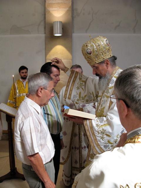 Ordination de lecteurs