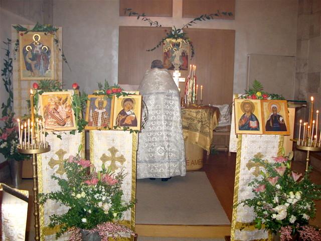 Solennité de Pâques