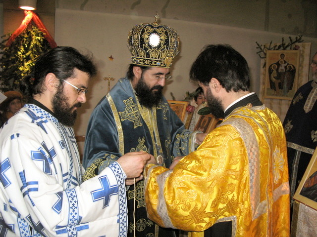 Ordination au diaconat