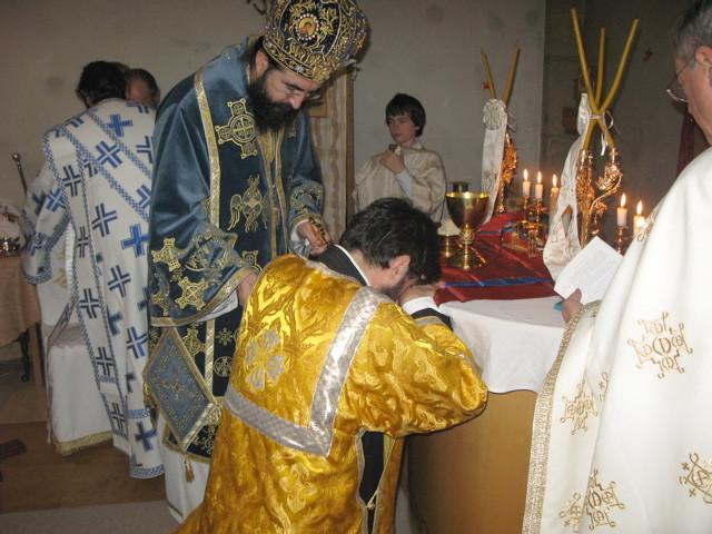 Ordination au diaconat
