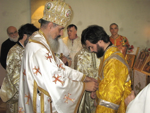 Ordination au sous-diaconat