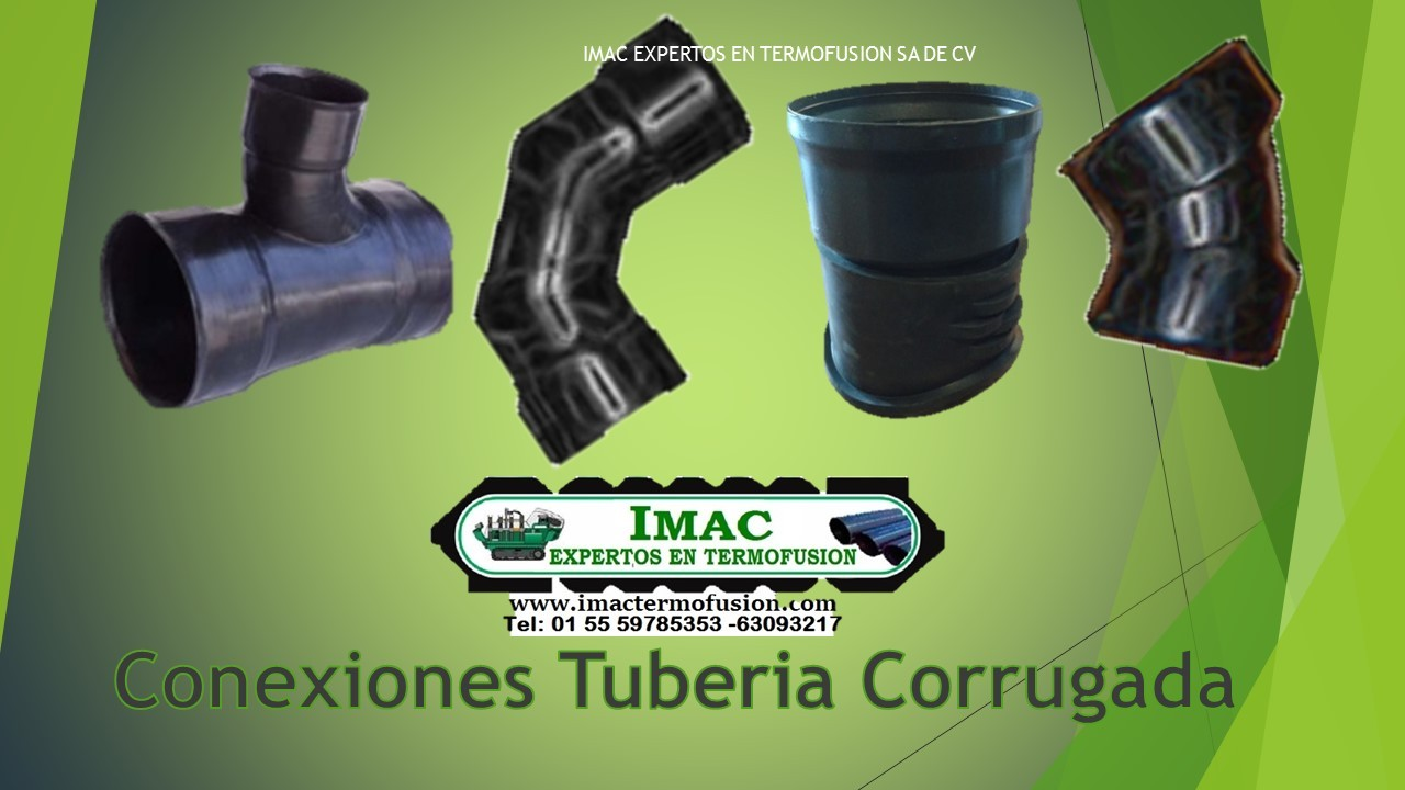 Conexiones polietileno para agua potable y gas for Tuberia plastico agua potable