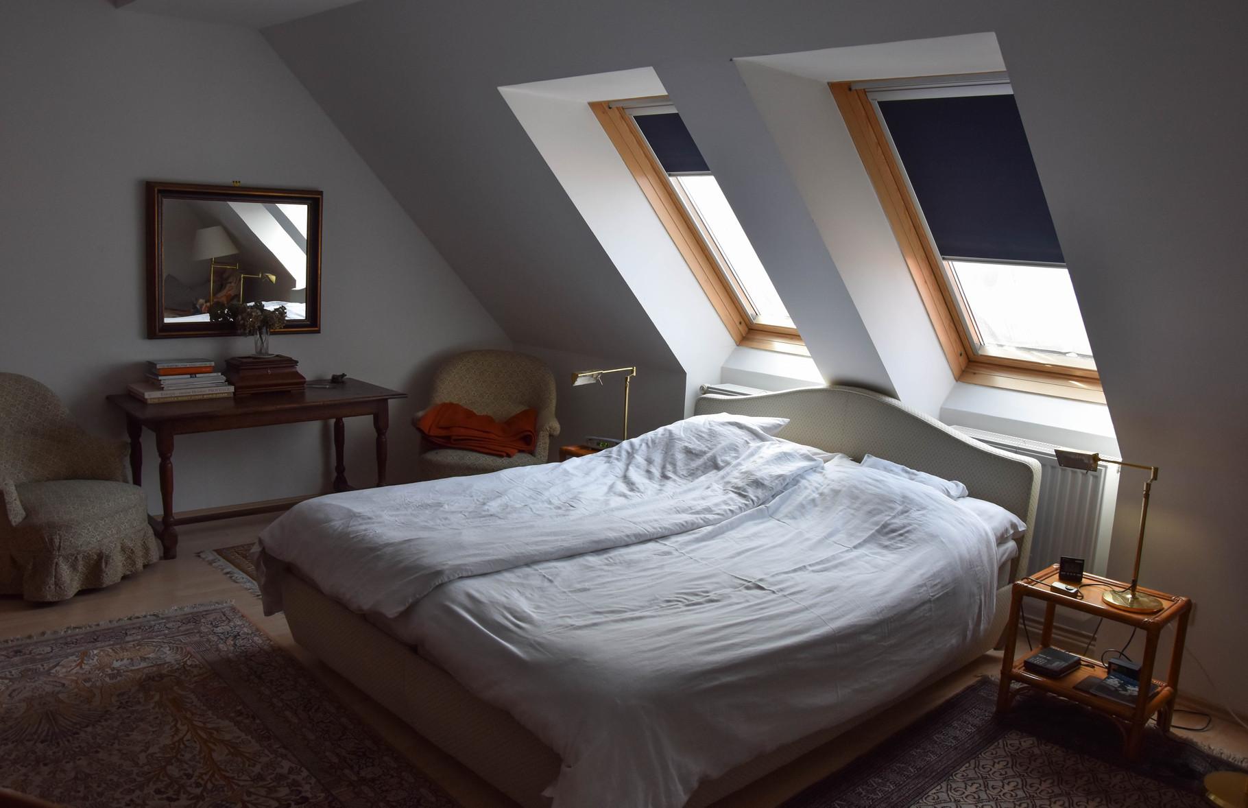 Schlafzimmer - Foto Gerhard Ambroz 2015