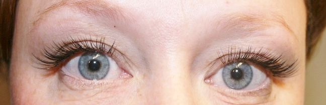 Sexig stor ögat