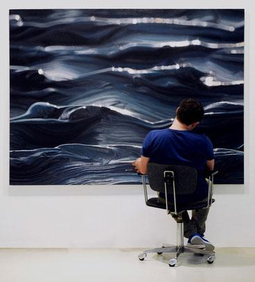 Felix Rehfeld, Malerei