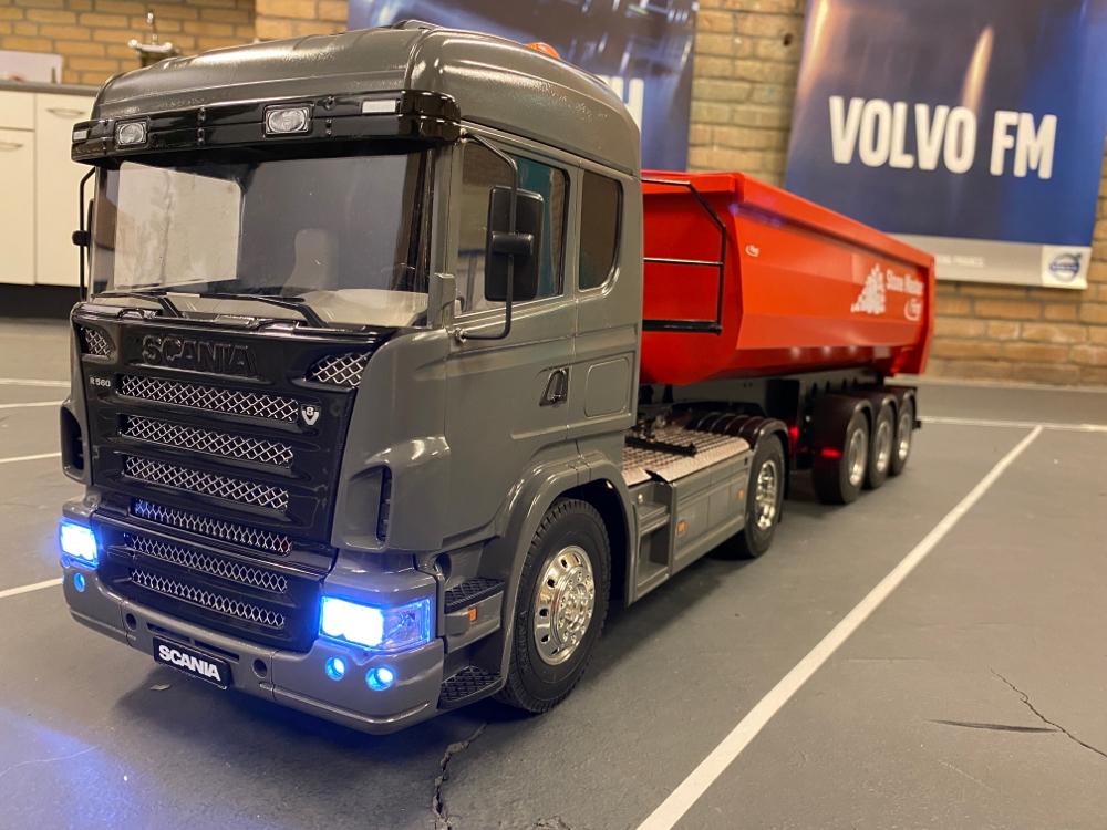 Scania Verkocht