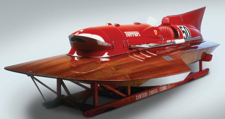 Ferrari Arno XI - Armati