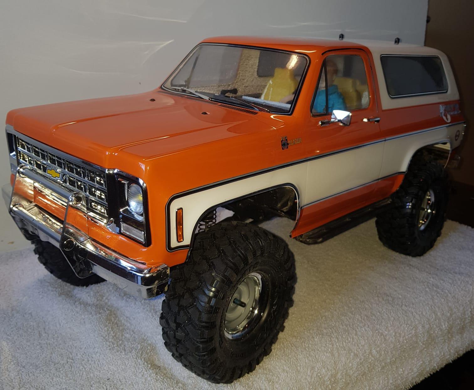 Ford Bronco Traxxas TRX4