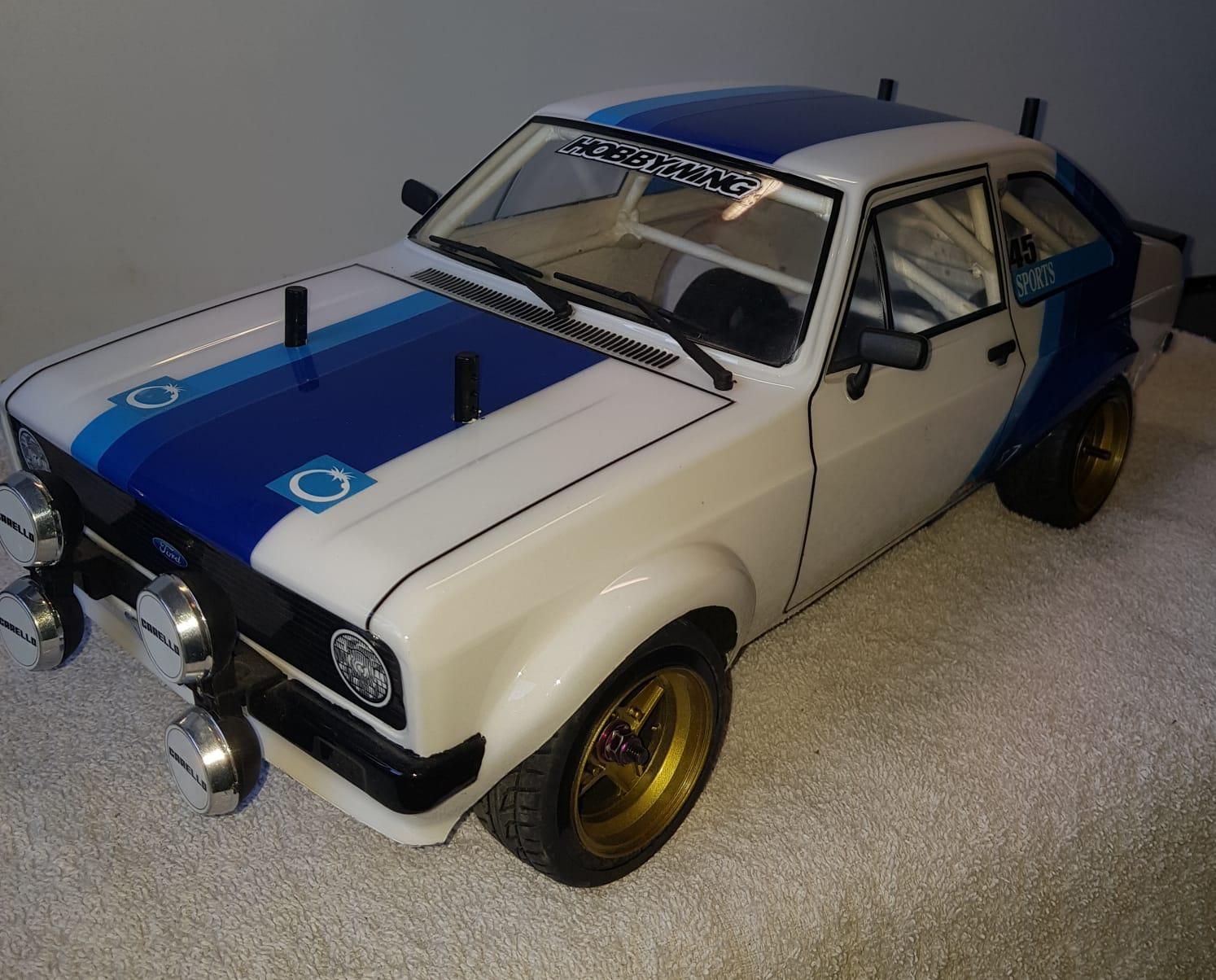 Ford Escort Rally