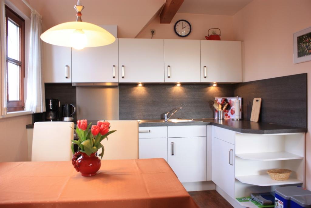 Küche FeWo Nr.2