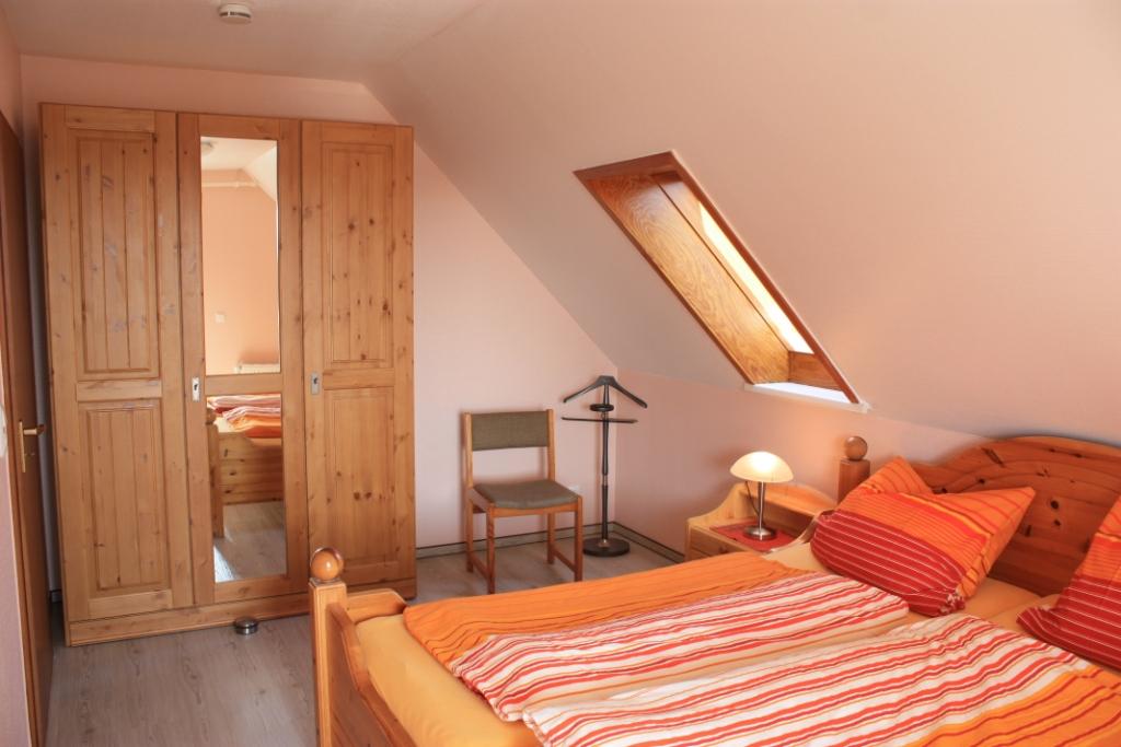 Schlafzimmer FeWo Nr. 3