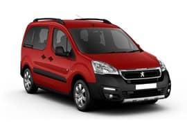 Peugeot Partner Tepee EV