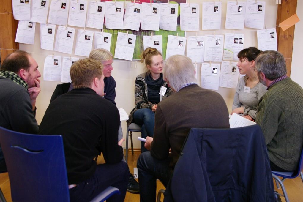 Veranstaltung Kontaktforum Hofübergabe (seit  2016)