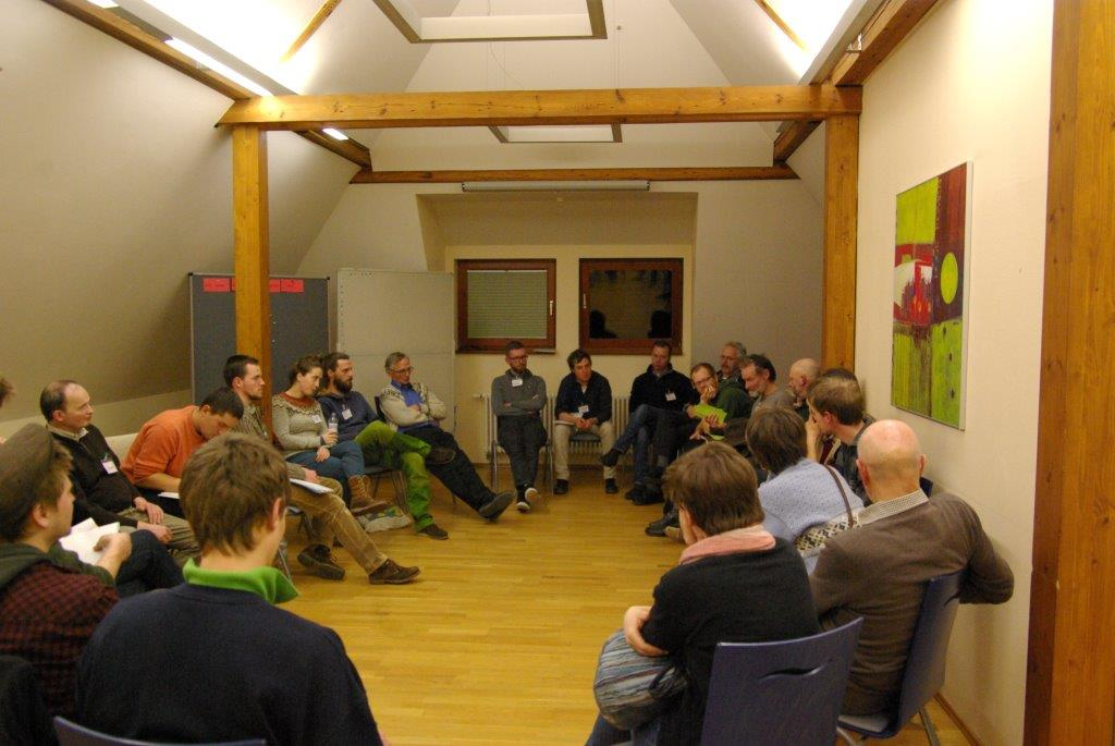 """Veranstaltungsorganisation """"Kontaktforum Hofübergabe"""" (seit 2016)"""
