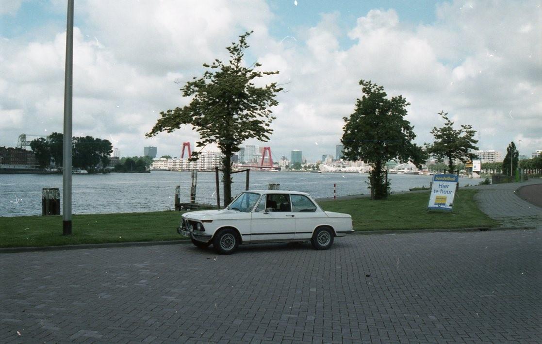 Wahrscheinlich Rotterdam?