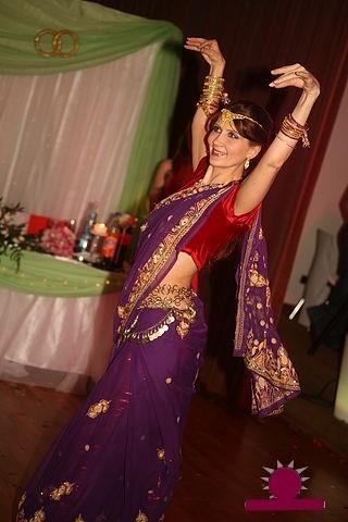 Indischer Tanz.