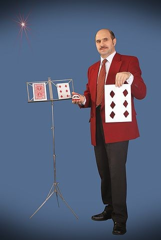 Kartentricks.