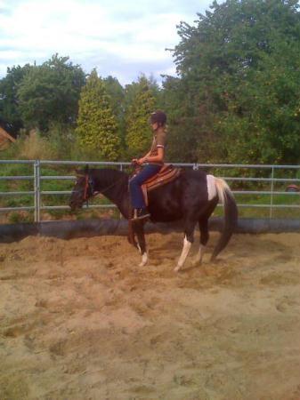.... mit dem besten Pony von allen ;-)
