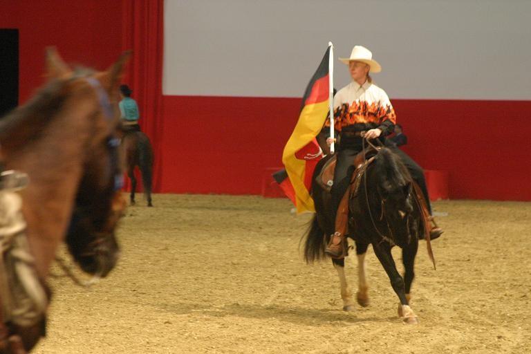 Pferd und Jagd 2004