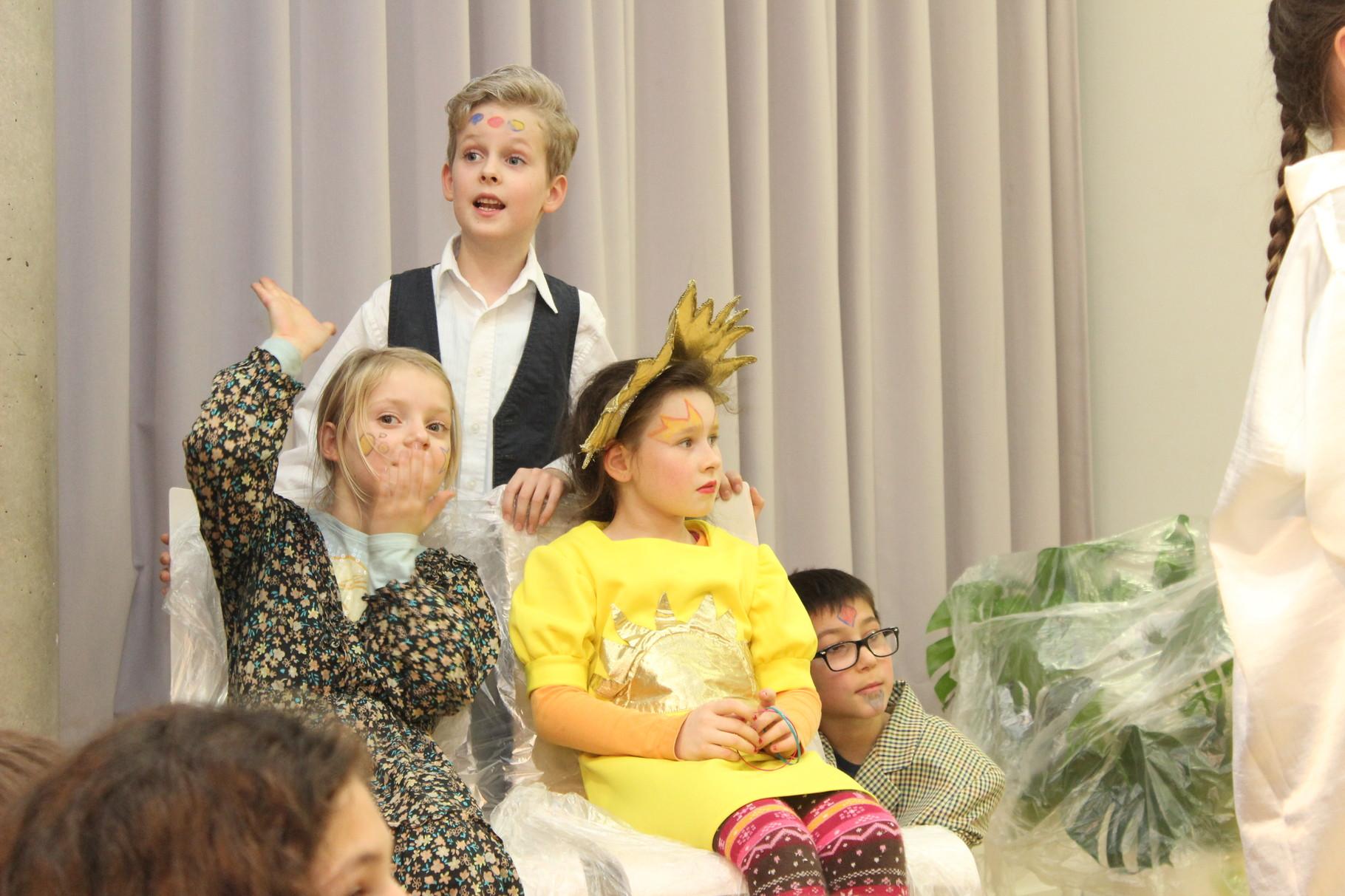 Theaterprojekte für SchülerInnen in Rosenheim