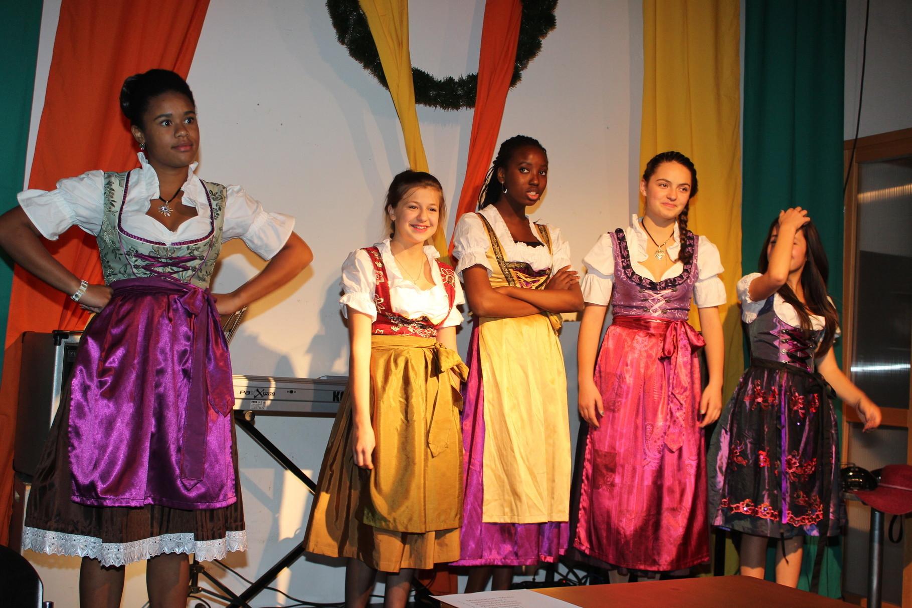 Black Diamonds im FestSpielHaus München