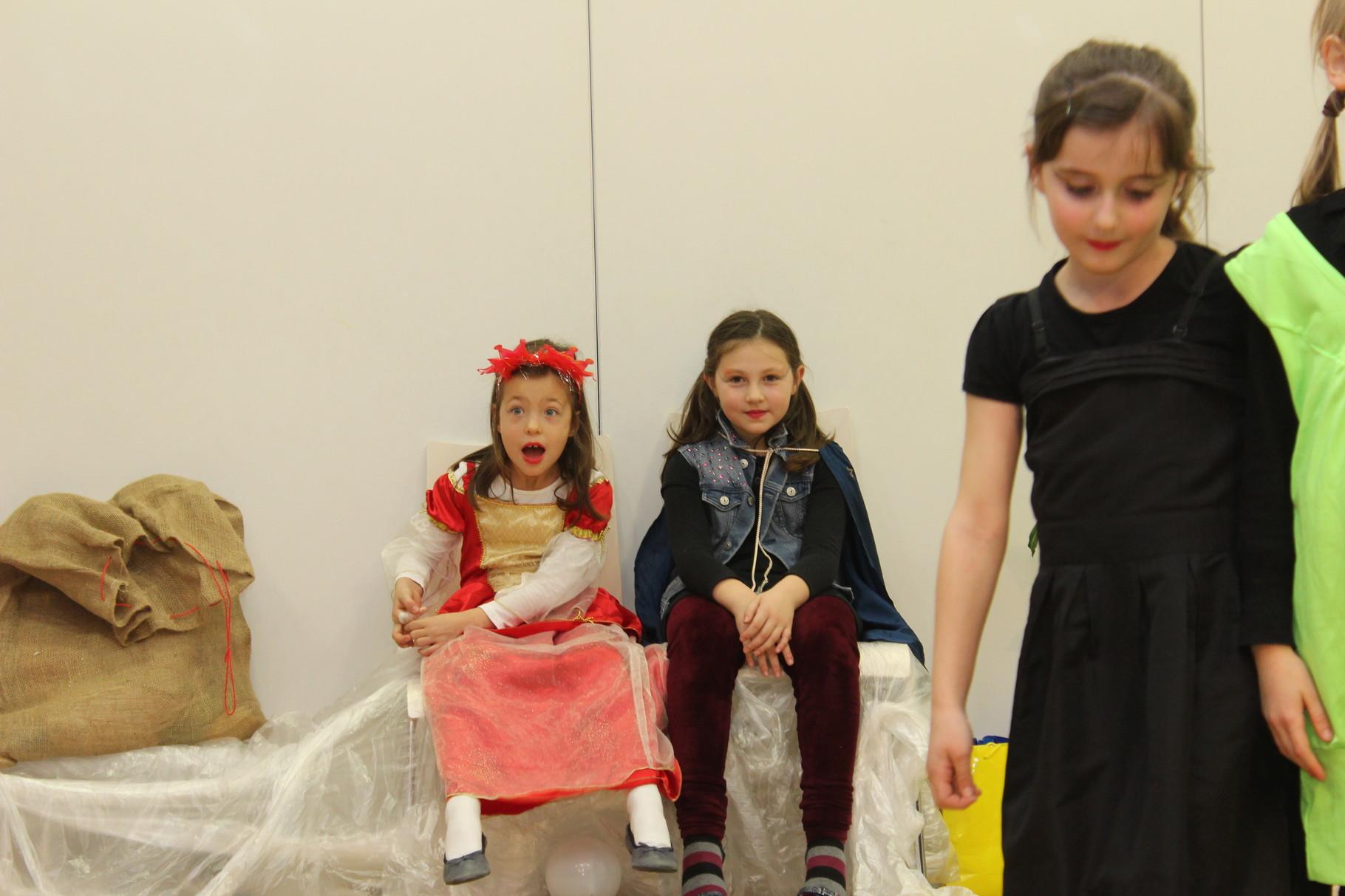 Theaterprojekte für Kinder und Jugendliche in Rosenheim