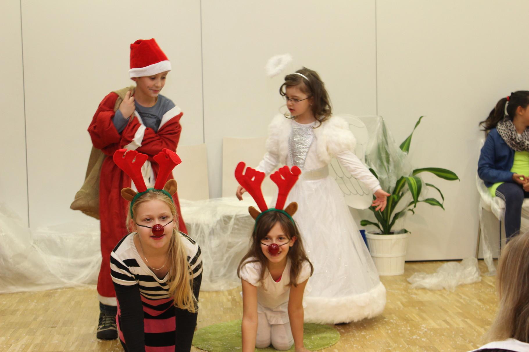 Weihnachtsmusical in Rosenheim